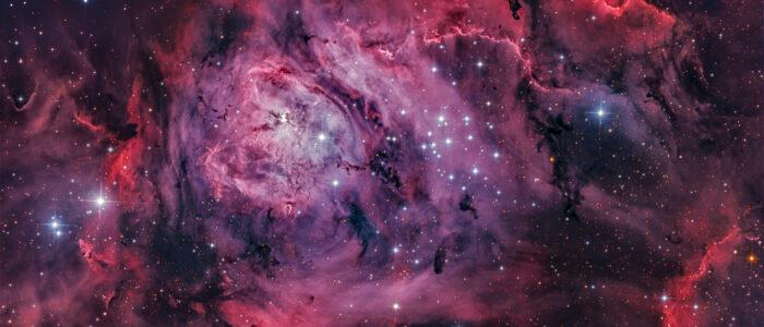 M8 Lagoon Nebula - Steve Mohr